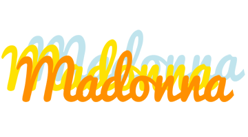 Madonna energy logo
