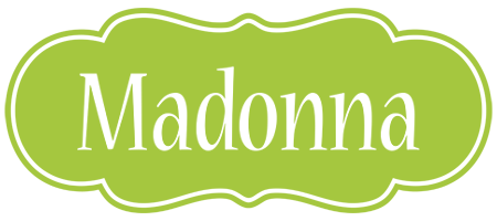 Madonna family logo