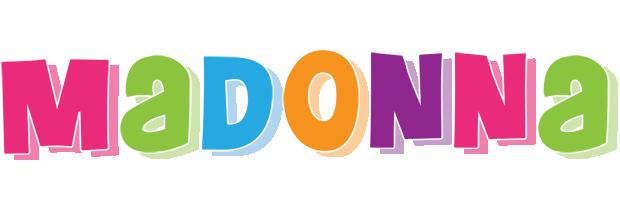 Madonna friday logo