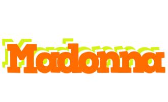Madonna healthy logo