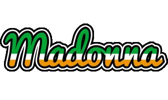 Madonna ireland logo