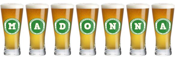 Madonna lager logo
