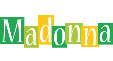Madonna lemonade logo
