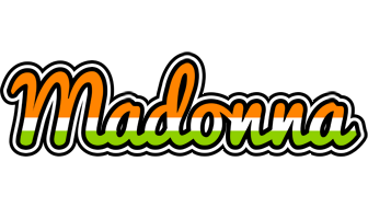 Madonna mumbai logo