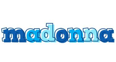 Madonna sailor logo