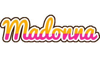 Madonna smoothie logo