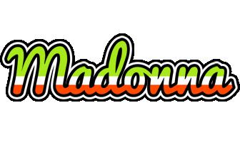 Madonna superfun logo