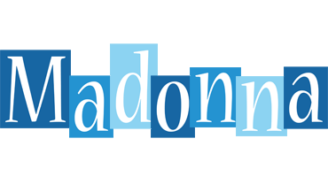 Madonna winter logo