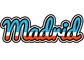 Madrid america logo