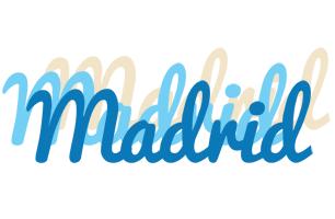 Madrid breeze logo