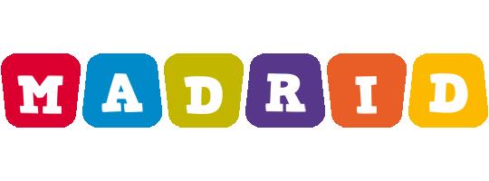 Madrid daycare logo
