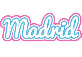 Madrid outdoors logo
