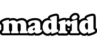 Madrid panda logo
