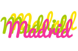 Madrid sweets logo