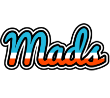 Mads america logo