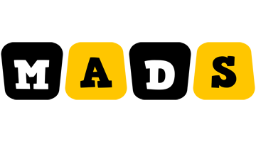 Mads boots logo