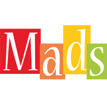 Mads colors logo