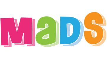 Mads friday logo