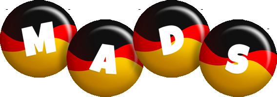 Mads german logo