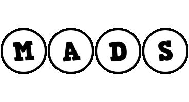 Mads handy logo
