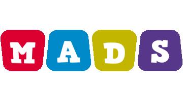 Mads kiddo logo
