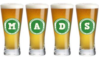 Mads lager logo