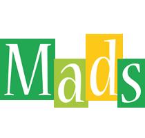 Mads lemonade logo
