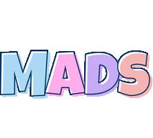 Mads pastel logo