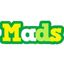 Mads soccer logo