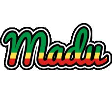 Madu african logo