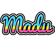 Madu circus logo