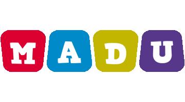 Madu kiddo logo