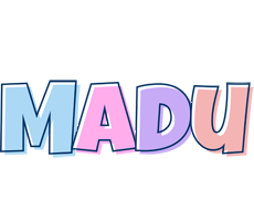 Madu pastel logo