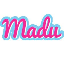 Madu popstar logo