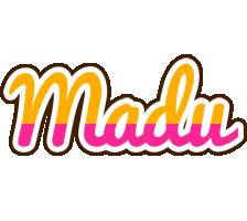 Madu smoothie logo