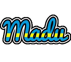Madu sweden logo