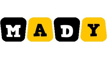 Mady boots logo