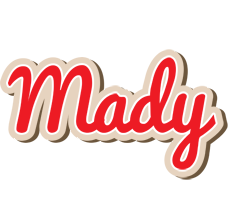 Mady chocolate logo