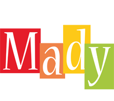 Mady colors logo