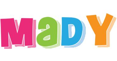 Mady friday logo