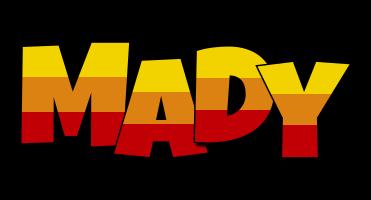 Mady jungle logo