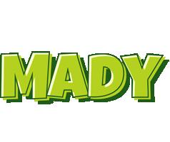 Mady summer logo