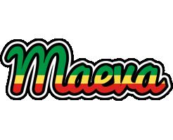 Maeva african logo