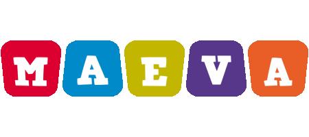Maeva daycare logo