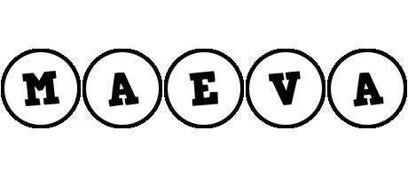 Maeva handy logo