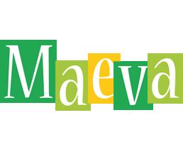 Maeva lemonade logo