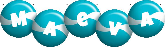 Maeva messi logo