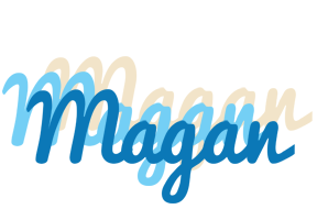 Magan breeze logo