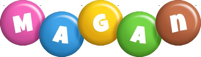Magan candy logo