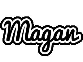 Magan chess logo